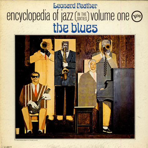 V.A. - Leonard Feather Encyclopedia Of Jazz In The '60's Volume One The Blues