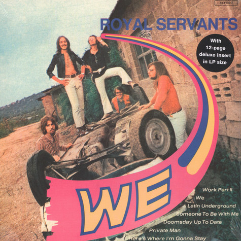 Royal Servants - We
