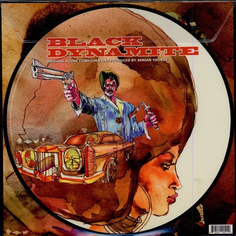 Adrian Younge - OST Black Dynamite