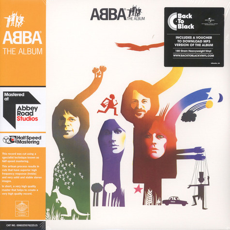 Abba - The Album Half-Speed Master Edition