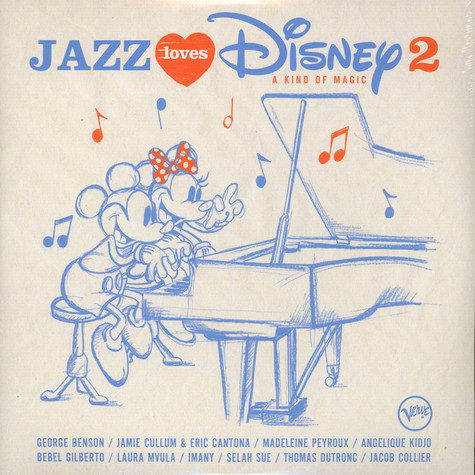 V.A. - Jazz Loves Disney Volume 2: A Kind Of Magic