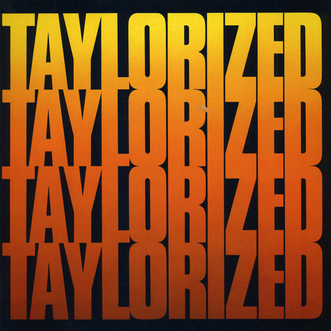 Terry Taylor - Taylorized
