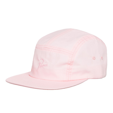 6d76a0a4d4e Parra - Signature Logo 5 Panel Volley Hat (Pink)