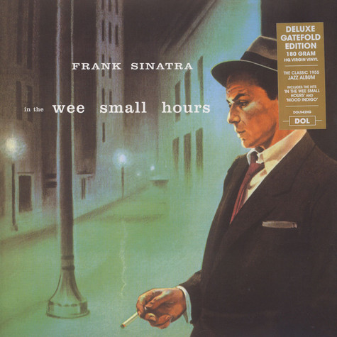 Frank Sinatra - In The Wee Small Hours Gatefold Sleeve Edition