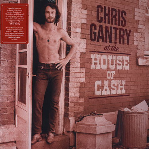 Chris Gantry - At The House Of Cash