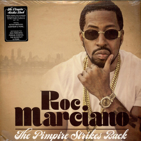 Rock Marciano - The Pimpire Strikes Back