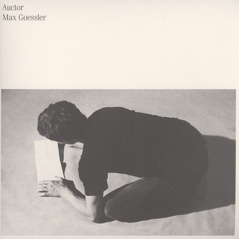 Max Goessler - Auctor EP