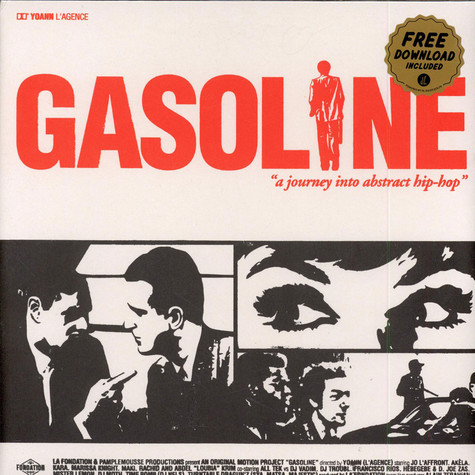 Gasoline - A Journey Into Abstract Hip-Hop