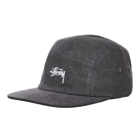 Stüssy - Washed Oxford Canvas Camp Cap