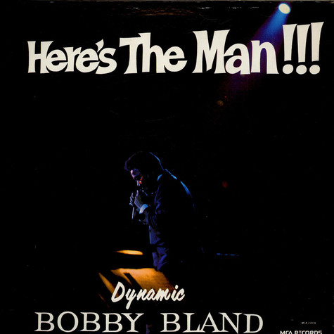 Bobby Bland - Here's The Man