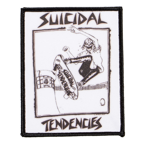 Suicidal Tendencies - Lance Skater Patch