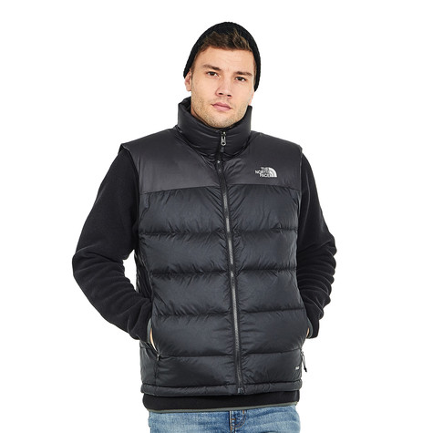 8f6176fe5707 The North Face - Nuptse 2 Vest (Tnf Black)