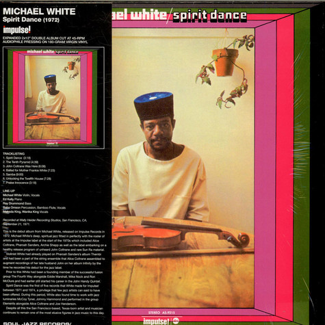 Michael White - Spirit Dance