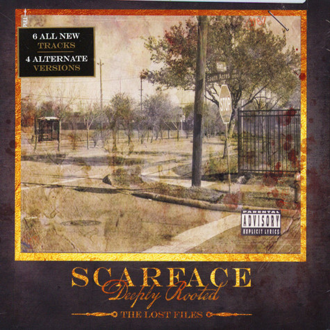 Scarface - Deeply Rooted: Lost Files
