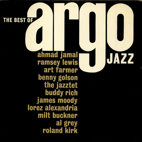 V.A. - The Best Of Argo Jazz
