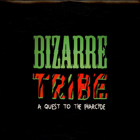 A Tribe Called Quest, Pharcyde, The & Amerigo Gazaway - Bizarre Tribe - A Quest To The Pharcyde