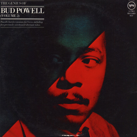 Bud Powell - The Genius Of Bud Powell, Vol. 2
