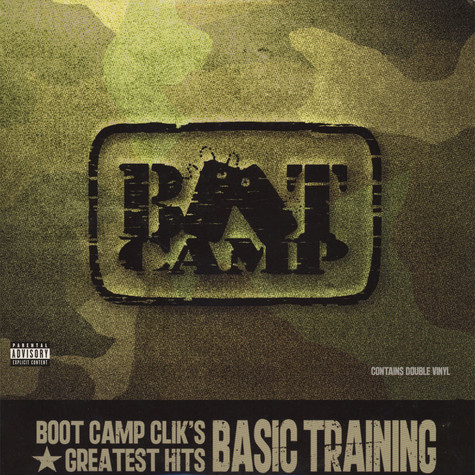 Boot Camp Clik - Boot Camp Clik's Greatest Hits - Basic Training