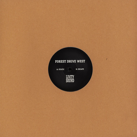 Forest Drive West - Static / Escape