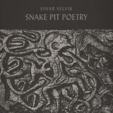 Einar Selvik of Wardruna - Snake Pit Poetry