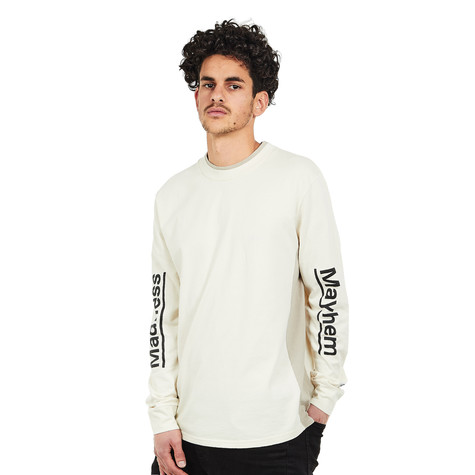 Champion x Wood Wood - Long Sleeve Tee