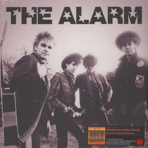 Alarm, The - The Alarm 1981-1983 (Remastered & Expanded)