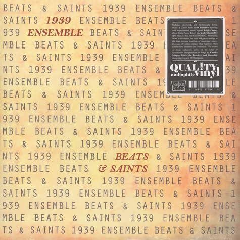 1939 Ensemble - Beats & Saints