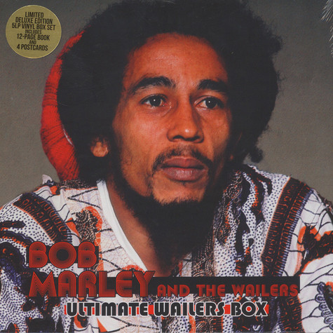 Bob Marley & The Wailers - Ultimate Wailers Box