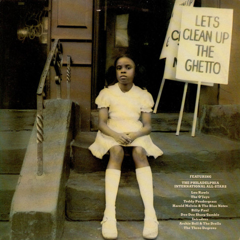 V.A. - Let's Clean Up The Ghetto