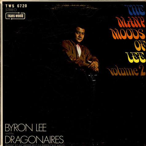 Byron Lee And The Dragonaires - The Many Moods Of Lee Volume 2