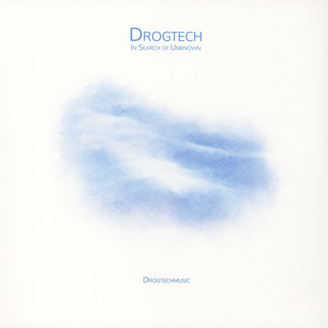 Drogtech - In Search of Unknown Black Vinyl Edition