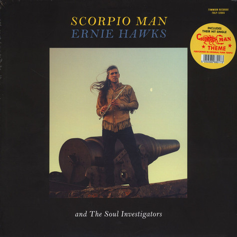 Ernie Hawks And The Soul Investigators - Scorpio Man