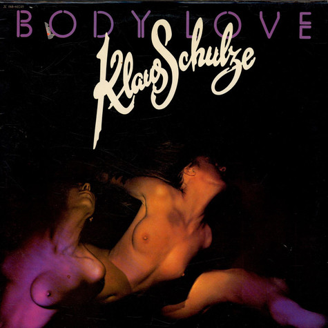 Klaus Schulze - Body Love - Additions To The Original Soundtrack