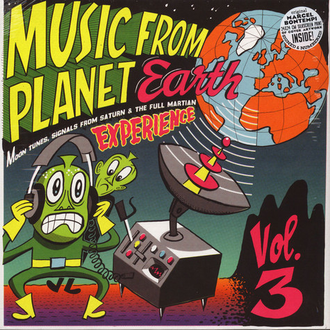 V.A. - Music From Planet Earth Volume 3