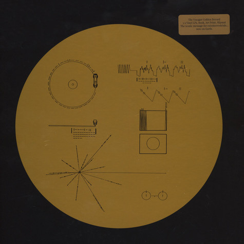 V.A. - The Voyager Golden Record