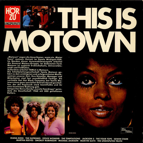 V.A. - This Is Motown
