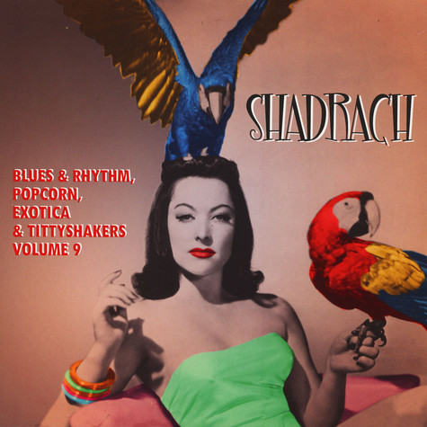 Various - Shadrach Vol. 9 - Blues & Rhythm, Popcorn, Exotica & Tittyshakers