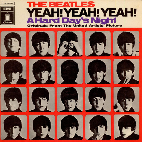 Beatles, The - Yeah! Yeah! Yeah! (A Hard Day's Night) - Originals From The United Artists Picture