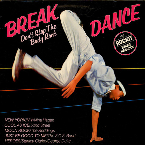 V.A. - Break Dance - Don't Stop The Body Rock