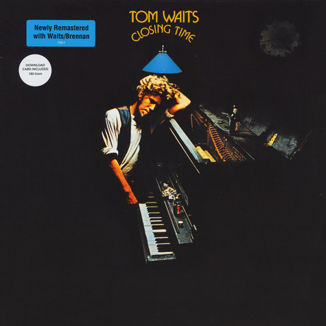 Tom Waits - Closing Time Remastered Edition