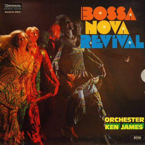 Orchester Ken James - Bossa Nova Revival
