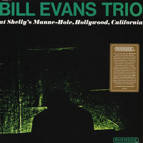 Bill Evans Trio, The - At Shelly's Manne-Hole