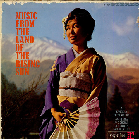 Jack de Mello - Music From The Land Of The Rising Sun