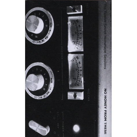 No Honey From These - The Twelve Secret Hometape Sessions