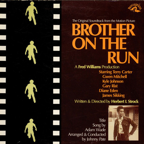 Johnny Pate - OST Brother On The Run