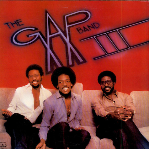 The Gap Band - Gap Band III