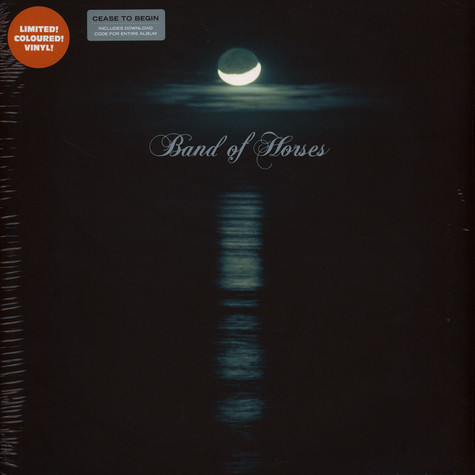 Band Of Horses - Cease To Begin Gold Vinyl Edition