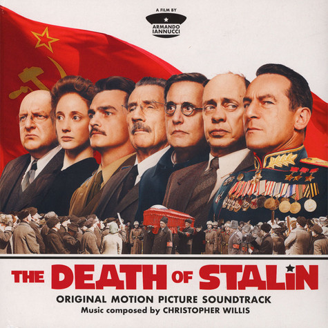 Christopher Willis - OST The Death Of Stalin