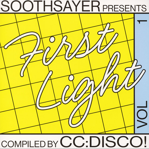 V.A. - First Light: Volume 1 Compiled By CC:Disco!