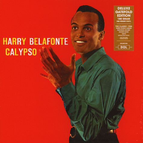 Harry Belafonte - Calypso Gatefold Sleeve Edition